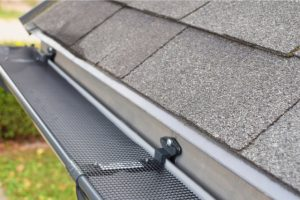 New gutter guard and cover