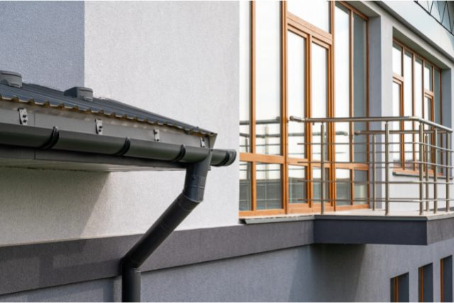 New gutter system project